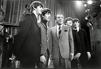 Beatles appearance with Ed Sulliva