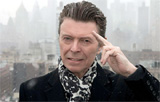 David Bowie, pop and rock music innovator
