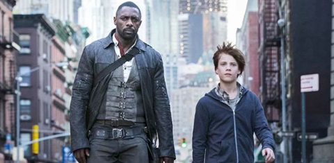 scene from Stephen King's Dark Tower produced by Imagine Entertainment/Sony Pictures