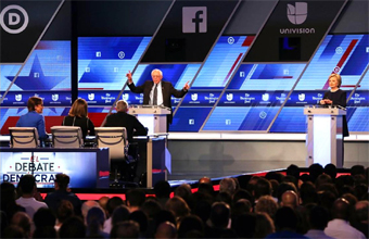 Democratic Debate March 9, 2016