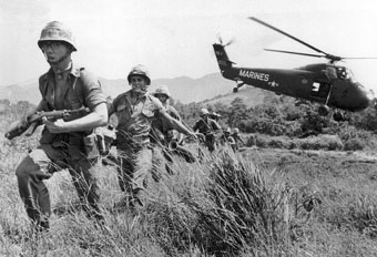 Marines in Viet Nam