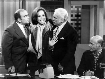 scene from Mary Tyler Moore Show