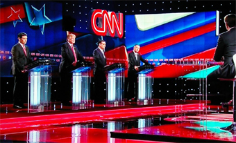 Republican Debate CNN