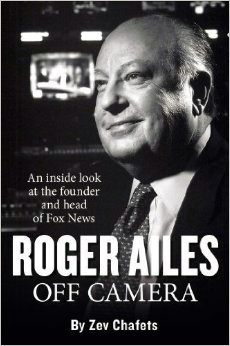 Roger Ailes Bio book cover