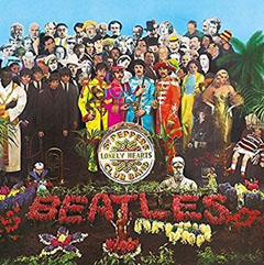 Sgt. Peppers Lonely Hearts Club album cover