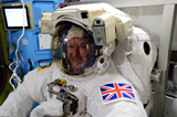 Tim Peake UK Astronaut
