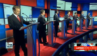 GOP debate without Donald Trump