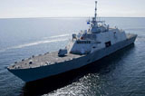 US Navy USS Freedom
