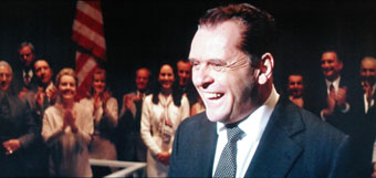 Anthony Hopkins as Richard M. Nixon