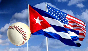Cuban & US baseball