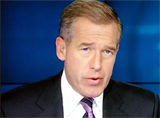 Brian Williams of NBC