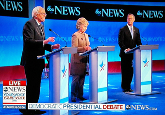 Democratic Debate, December 20, 2015