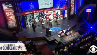 Democratic Debate 11/14/2015