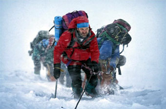 Scene from Everest