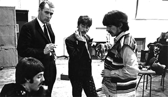 George Martin, the fifth Beatle