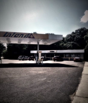 Big Little gas station