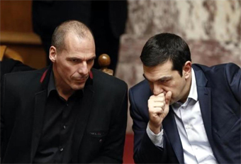 Greek Finance and Prime Ministers