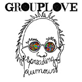 Grouplove, Spreading Rumours album cover