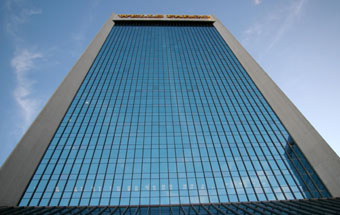 Wells Fargo building in Jacksonville Florida