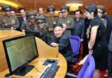 Kim Jong-un and computers