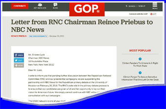 Letter from RNC screenshot