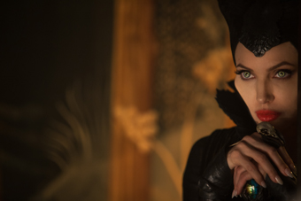 Maleficient movie still