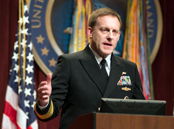 Michael Rogers of NSA