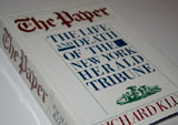 The Paper: The Life and Death of the New York Herald Tribune