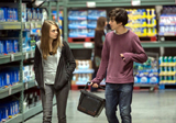 scene from Paper Towns