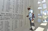 Pearl Harbor Memorial of USS Arizona