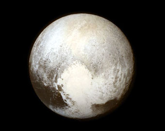 Pluto Fly By