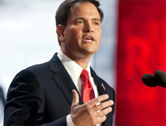 Marco Rubio 2016 Presidential candidate