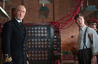 Scene from The Imitation Game