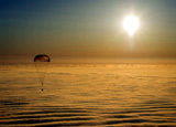 Soyuz Expedition landing