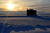 Submarine Arctic Ice