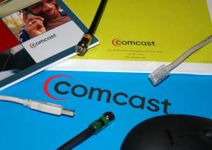Comcast logos